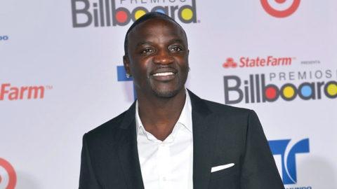 Akon Brings Light to Africa, Talks New Album