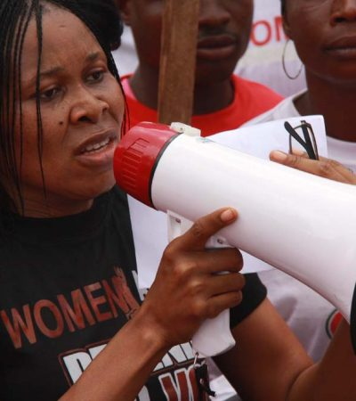 Boko Haram: Women Mobilize For Mother Of All Protests