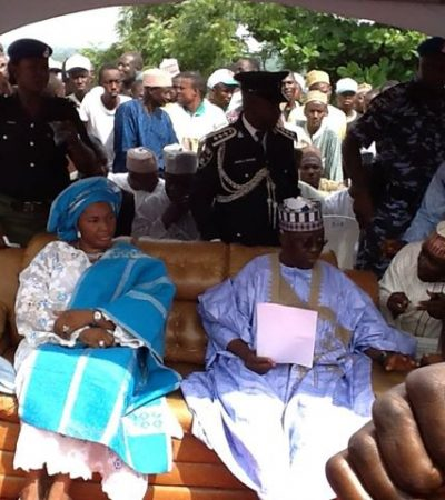 Wife Of Nasarawa Monarch Arrested For Allegedly Killing Hubby