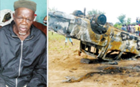 Commission Of Inquiry Indicts FG, Ombatse, Senator Ewuga Over Nasarawa Killings