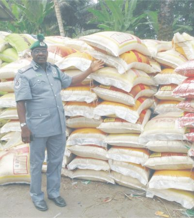 One Killed, Scores Injured As Customs, Youths Clash Over Rice