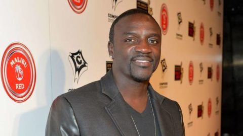 Akon planning concert for Africa