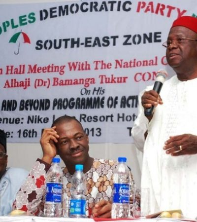 Ezzas, Traditional Rulers Reject APC