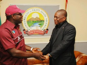 Governor Kayode Fayemi: Wearing The New Face OfDemocracy In Africa – ByChief Mike A.A. Ozekhome