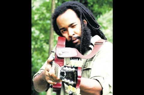 Marley grandson on gun charge