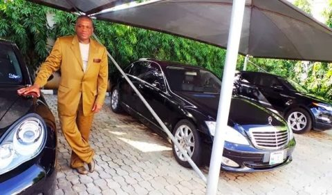 Orji Uzor Kalu is display of ill gotten wealth belong to the treasury of the Abia State government