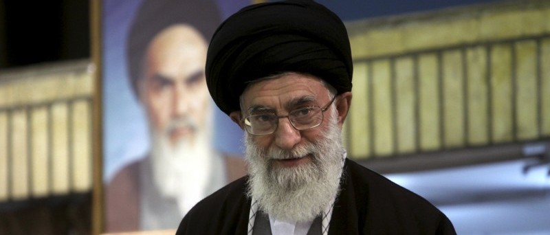 Iran's Supreme Leader Says Nuclear Deal Won't Change Policy Toward 'Arrogant' U.S.