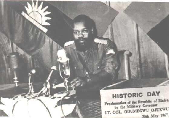Musings On The State Of Biafra – By Joe Onwukeme