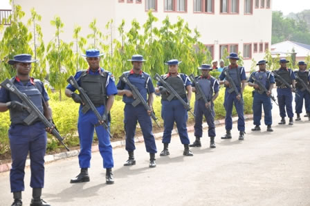 NSCDC Commences Emergency Preparedness And Respond Review