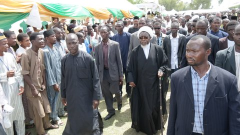 Haruna Abbas And Ibrahim Hussain Must Be Released! – Says Zakzaky