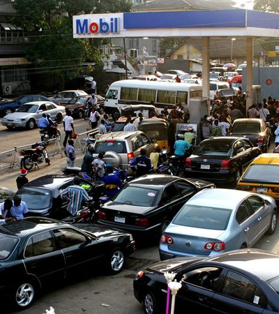 Scarcity: Fuel sells at N250 per litre in Oyo