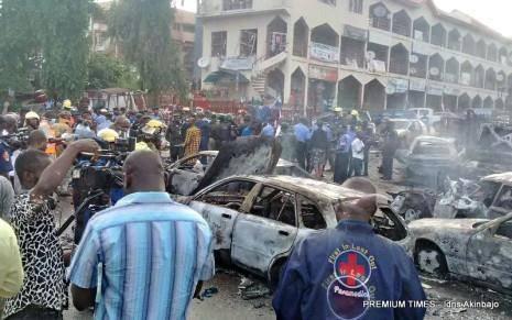 21 Dead As Bomb Blast Rocks Abuja Again