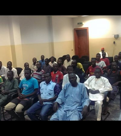 Continue Pursuing Your Legitimate Business, Kwankwaso Tells Released Abia Travellers