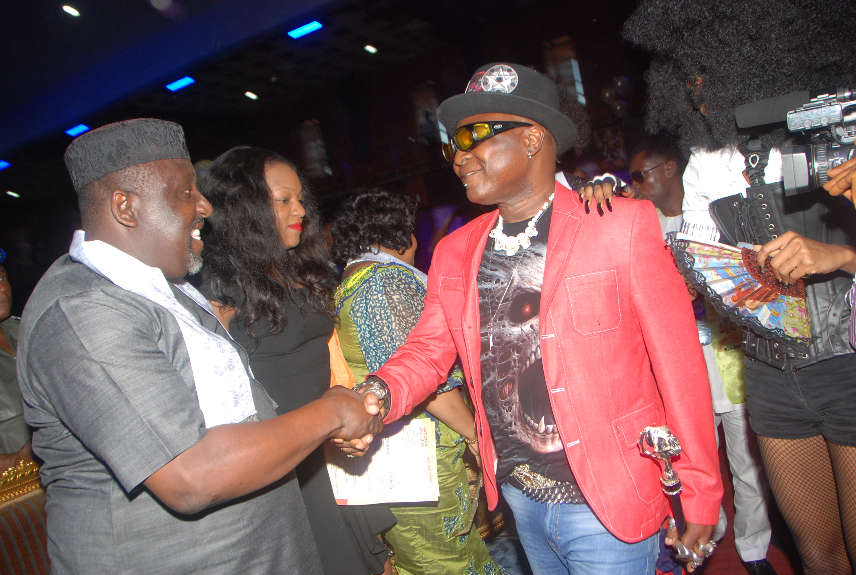 Image result for CHARLY BOY AND OKOROCHA
