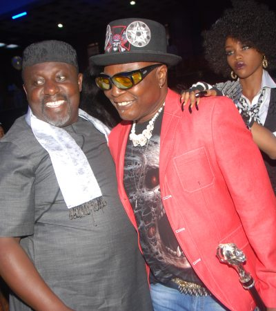Capt. Iheanacho Has Joined The Blackmail Club By Accusing Okorocha Of Being A Dictator