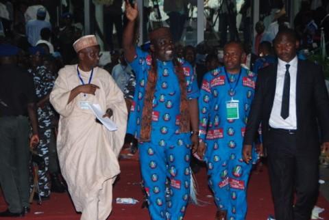 "Nyako Impeachment: ""APC Governors Plead For Jonathan's Intervention"""