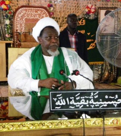 CIA/MOSSAD And SSS Attempt To Kill Sheikh Zakzaky: Islamic Movement Leader Cautions President Goodluck Jonathan