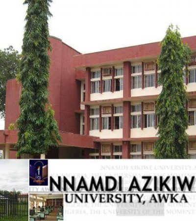 UNIZIK's 13th Convocation: President Buhari to inaugurate 17 projects