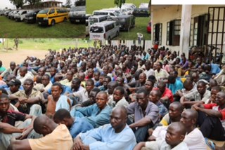 486 Suspected Insurgents Arrested In Abia