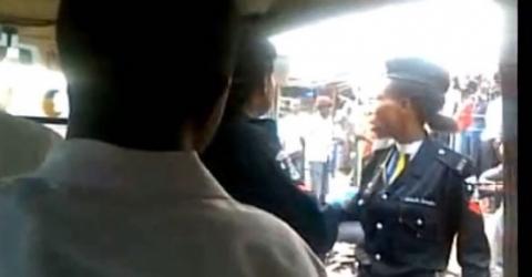 Abia: Policemen Scramble Over Governor's Son's Gift