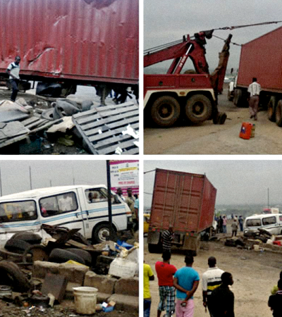 Confronting the Menace of Falling Freight Containers – By Chigozie Chikere