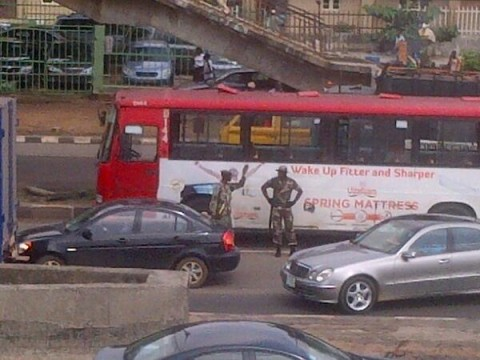 ARMY Vs. BRT