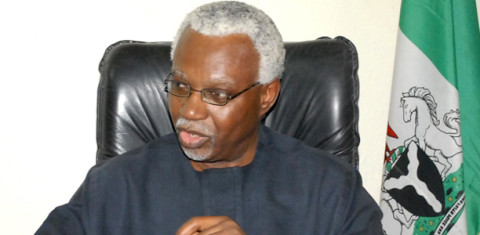 The ICPC Chairman, Mr Ekpo Nta