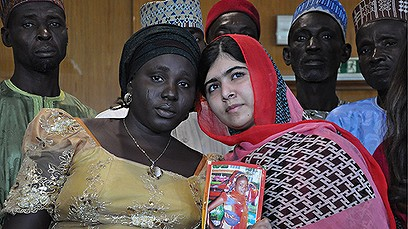 Chibok: Malala Tasks FG on 10.5m Out of School Children