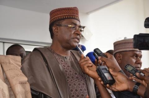Governor, Isa Yuguda, Bauchi State