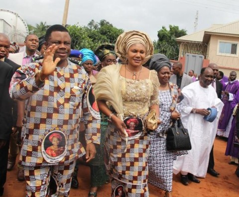 World Igbo Congress 2014: Obiano Makes case for Economic Re-invention of South East
