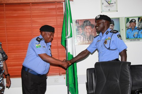 IGP Decorates Three Newly Promoted CPs