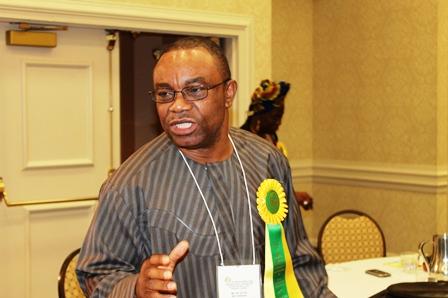 World Igbo Congress 2014:  Joe Eto Re-Elected Chairman