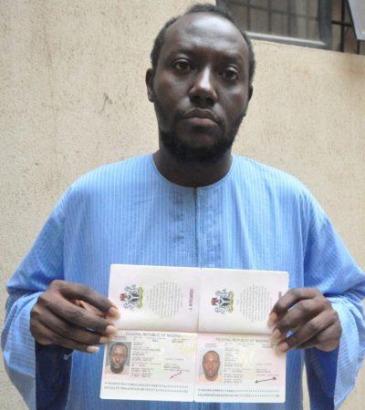 Fraudster in EFCC Net for Abuja Land Grab