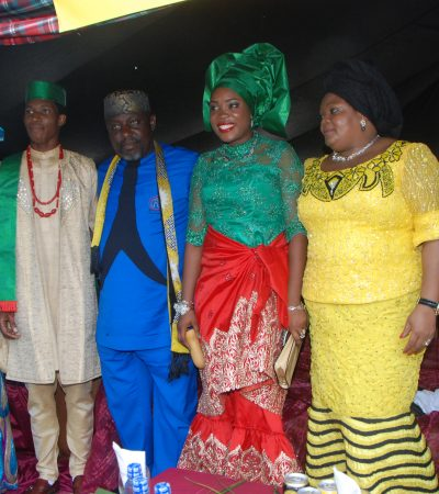 Okorocha's Daughter, Nneoma To Wed The Son Of SSG, Uzoma