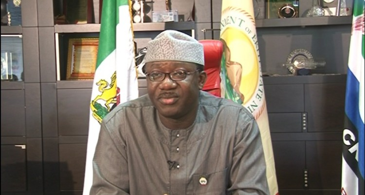 How Fayemi Looted, Mismanaged Ekiti Resources Recklessly, State Debt Is N86bn – Govt