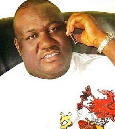 Imo Speaker Shuns Plenary Over Fear Of Arrest