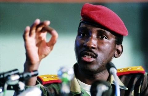 Why Burkina Faso's late revolutionary leader Thomas Sankara still inspires young Africans