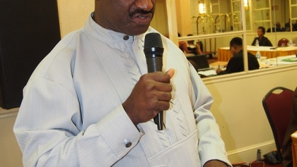 Ichie Dr. Larry Udorji, Chairman World Igbo Congress