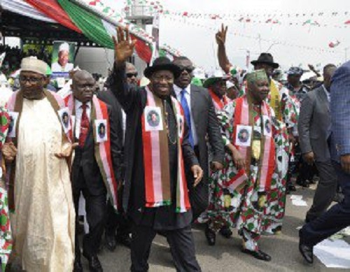 Rivers PDP Chairman, Obuah Welcomes President Jonathan's Declaration