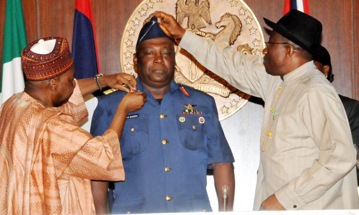 CDS Alex Badeh And The Fifth Columnists – By Joe Onwukeme