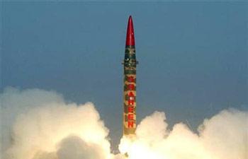 Pakistan test-fires nuclear capable ballistic missile Hatf IV