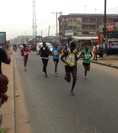 Orji Uzor Kalu's Aba Thugs Attempt Disruption Of Aba Marathon Race