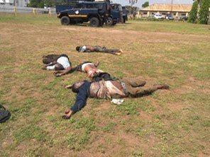 End of the Road! Police Kill 4 Suspected Armed Robbers In Imo