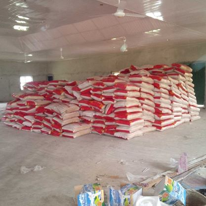 Community Leader, Local Vigilantes In Bags of Rice Stealing Scam