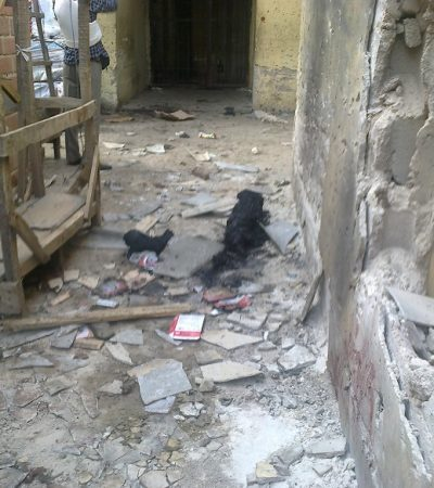 Bomb Blast In Adamawa