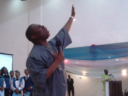 Dedication Speech By Dr. Dakuku Adol Peterside,  Governorship Candidate, APC, Rivers State