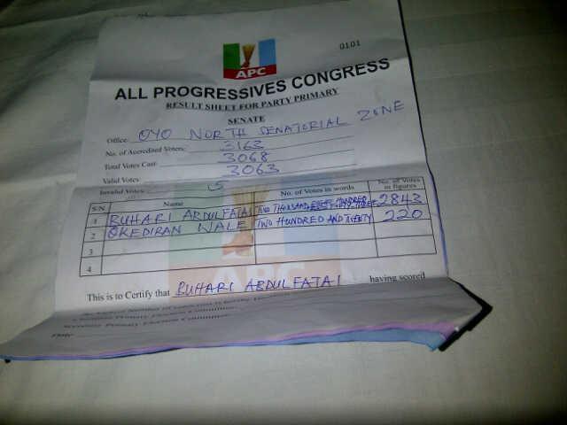 Buhari Wins APC Ticket For Oyo North Senatorial District, To Stepdown For Akala