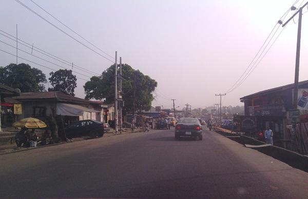 Omoba Street