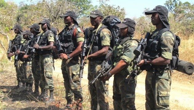 Election 2015 And Gun-Shy Soldiers – By Kevin Chukwuka