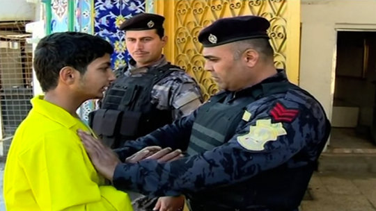 A Boy in ISIS. A Suicide Vest. A Hope to Live